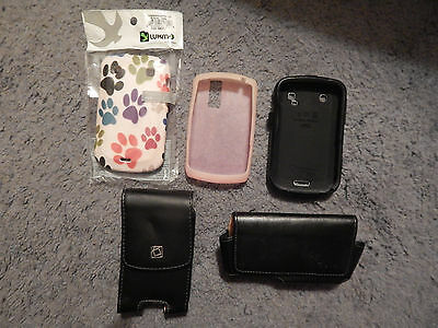 Lot Of 5 - Blackberry  Phone Accessories (Used Condition)