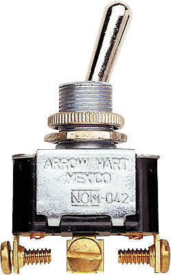 Bussman Toggle Switch 15 Amp On/Off/On