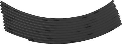 "FLY Gas Cap Vent Hose 18"" Black 10-Pack"