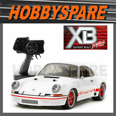New Tamiya 1/10 Xb Pro Porsche 911 Carrera Rs R Rc Ready To Run Rtr Tt01E 57874