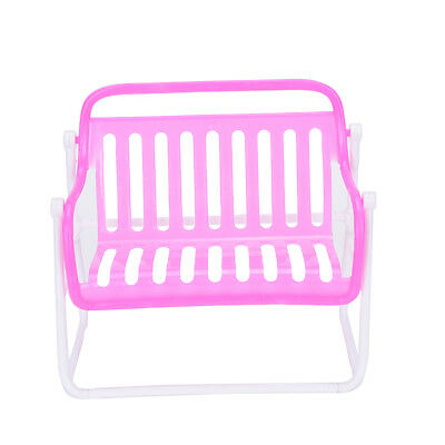 Furniture Sofa Chair Armchair Lounge For Pink Doll Princess Doll House Pop