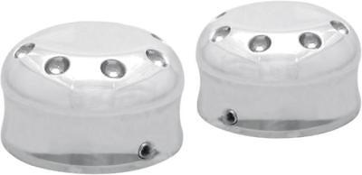 Covingtons Axle Caps Rear Chrome #C0009-C Harley Davidson