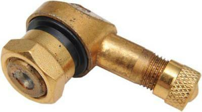 K&L Valve Stem 10mm 90 Degree Angle Gold
