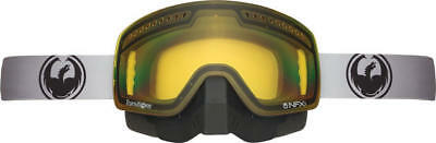 Dragon Alliance NFXs Transitions Snow Goggles Stretch with Yellow Lens