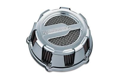 Crusher Maverick Air Cleaner Assembly Only Chrome