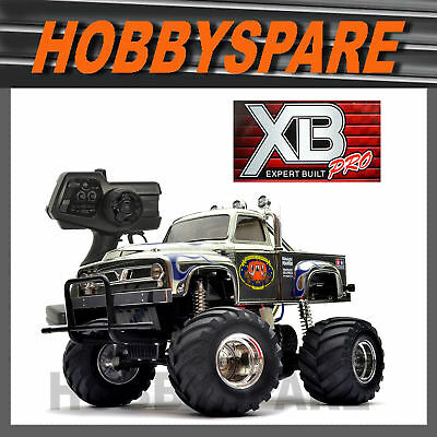 New Tamiya Xb Pro Midnight Pumpkin Metallic Special Ready To Run Rc Truck Rtr