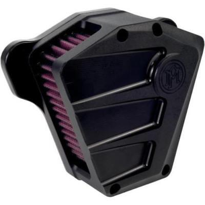Performance Machine Scallop Air Cleaner Black Ops #0206-2083-SMB Harley Davidson