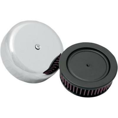 K&N Custom Air Cleaner Assembly 40-45mm Mikuni