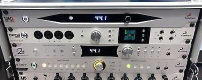 ANTELOPE AUDIO 10MX Rubidium MAsterclock with built in Trinity, DEAL, like new !