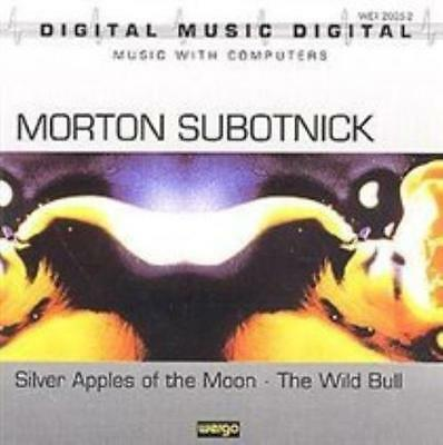 Subotnick: Silver Apples of the Moon/The Wild Bull, Morton Subotn. 4010228203523
