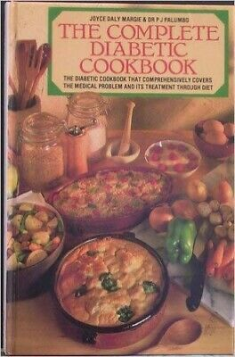 Complete Diabetic Cook Book by BRAMLEY Hardback Book The Cheap Fast Free Post