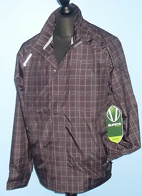 SUNICE GOLF TYPHOON WERRIBEE 2400P Wx-TECH WATERPROOF JACKET MED: 38/40 SRP £135