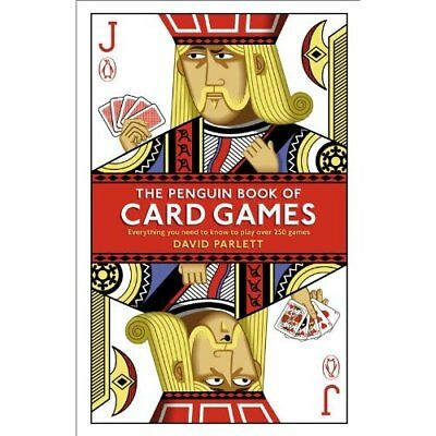 The Penguin Book of Card Games - Paperback NEW Parlett, David 2008-08-07
