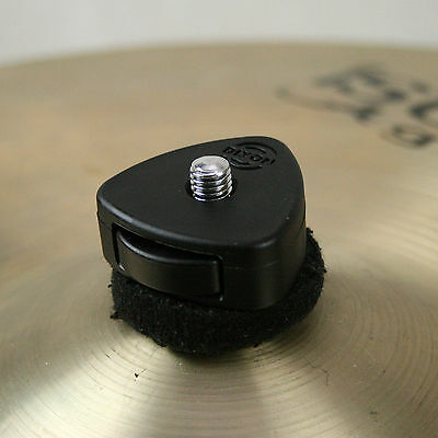 Dixon Ez Cymbal Quick Release Lock  - Eliminates Wing Nuts For Faster Setup
