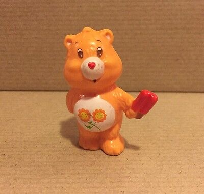 "Vintage AGC Care Bears - Friend Bear 2"" With Popsicle Figure 1983"