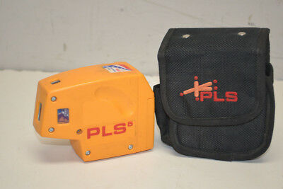 Pacific Laser Systems PLS 5 Laser Level