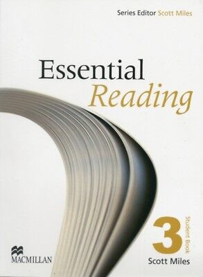 Essential Reading: Student Book 3 (Paperback), Scott Miles, 97802...