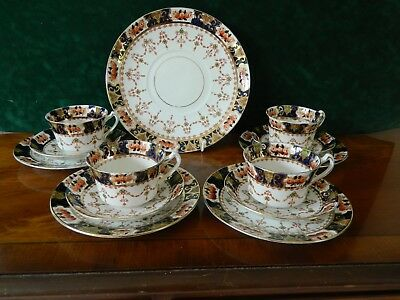 Vintage Royal Stafford 13 Piece Tea Set.