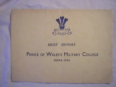 British Indian Army Officer Training College Dehra Dun Military History