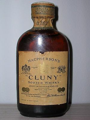Miniatura Collection Whisky Cluny