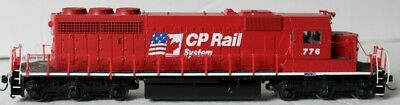 HO Broadway CP EMD SD40-2 Rd. #776, Item #372 (DCC and Sound)