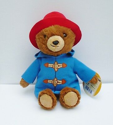 Paddington Bear 2015 Plush/soft Toy (New)