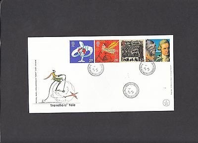1999 Travellers Tale Royal Mail FDC New York CDS. Probably only 18 covers