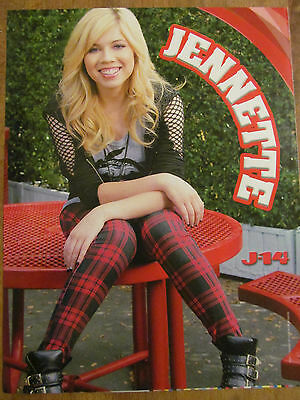 Jennette McCurdy, Ross Lynch, Double Full Page Pinup