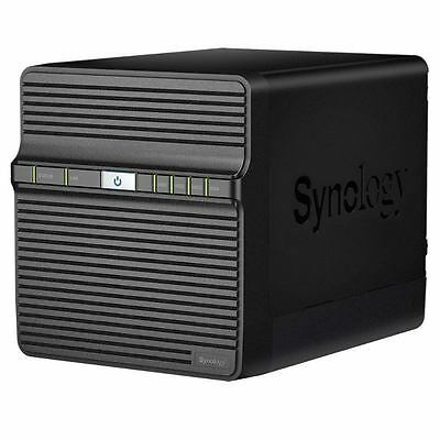 Synology  DS418J/12TB-RED 4 Bay NAS