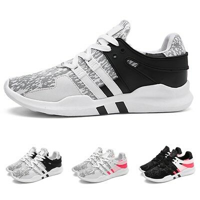 Popular Men's Sports Breathable Casual Athletic Sneakers Running Fitness Shoes