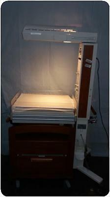 Air-Shields / Hill-Rom / Drager Wbr82-1 Resuscitaire Birthing Room Warmer ! 148