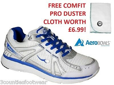 AeroBowls Ladies Sprint Bowls Shoes & FREE Duster Cloth