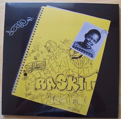 Dizzee Rascal Raskit Double Vinyl Record SIGNED LP SEALED Autographed NEW
