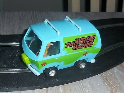 Scalextric Scooby Doo Mystery Machine van / car conversion UNIQUE Superb fun.