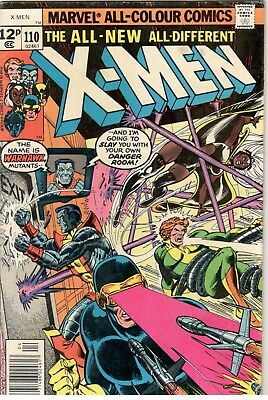 X-Men No.110; Marvel/ 1978; Phoenix Joins..the Team..nice Key Issue..