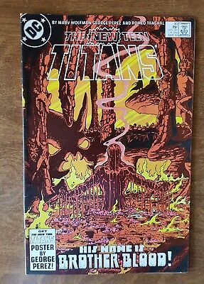 The New Teen Titans #40 Dc Mar 84 Vf Combine Shipping