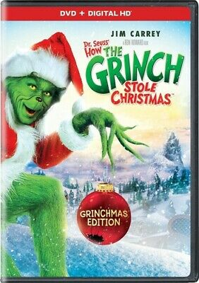 Dr. Seuss' How The Grinch Stole Christmas [New DVD]