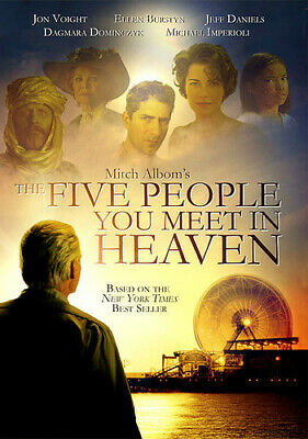 Mitch Albom's The Five People You Meet In Heaven [New DVD]