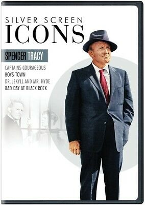 Silver Screen Icons: Spencer Tracy [New DVD] 2 Pack, Eco Amaray Case