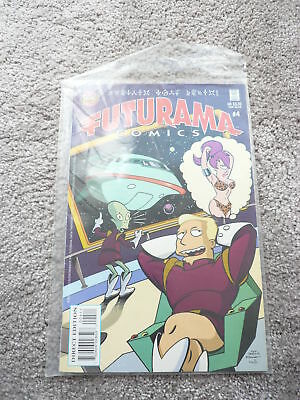 Futurama Comics Issue 4 Good Condition As Picture