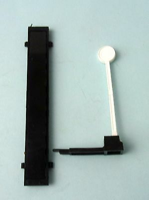 Hornby R617 Uncoupling Ramp & Marker Post Black
