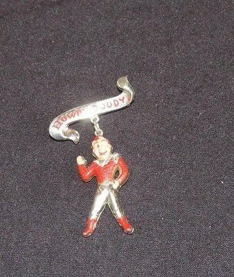 Vintage Howdy Doody Pin Jewelry Brooch  (xx773)