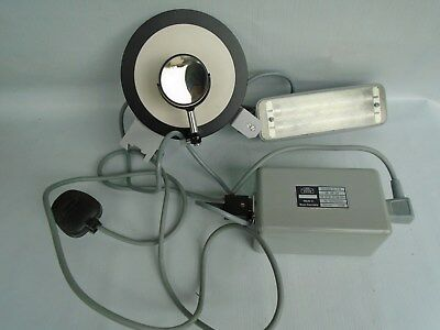 Superb CARL ZEISS Microscope Accessories . Lighting Unit & Stage Systems
