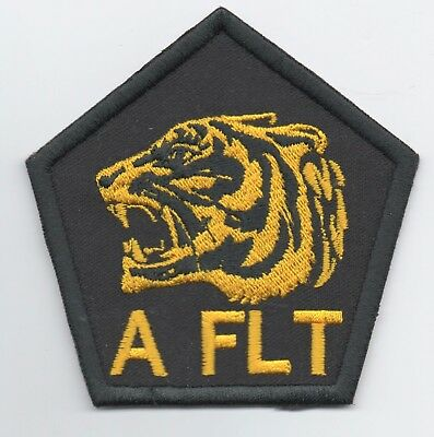 Royal Air Force 230 Sqn , A Flight patch, NATO Tiger unit