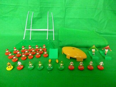 Subbuteo Rugby Spares Joblot!!!
