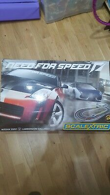 scalextric need for speed