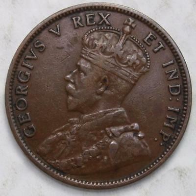 1911 Large Cent, One Year Type, Nice Grade, Old Date KGV