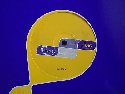 "RITMO ~ Perfected Technik ~ 12"" Single"