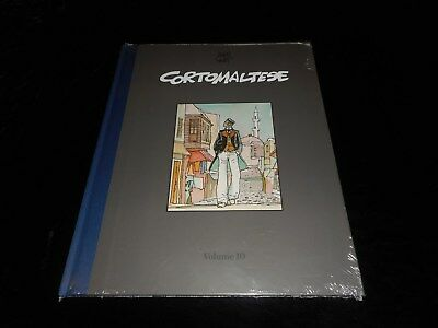 Hugo Pratt : Corto Maltese volume 10 Editions Casterman