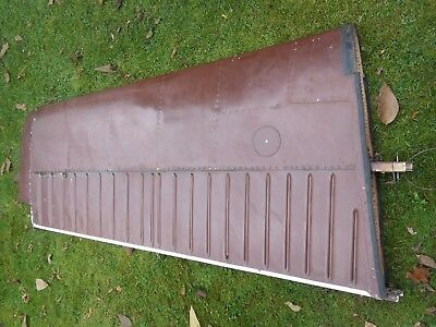 Aviator Part Horizontal Stabiliser Stabilizer Tail Part Table Furniture Project